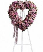 Rose Garden Heart